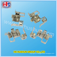 Fabrication of Electrical Contacts, Stamping Part Contactor (HS-BC-0040)
