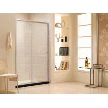 Простые стильные ванные раздвижные душевые экраны (B13)