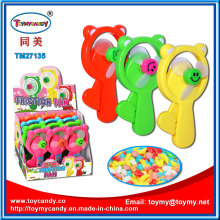 En71 Hand Pressure Mini Fan Toy with Candy