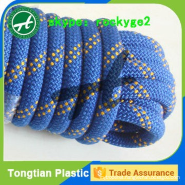 Supply silk hollow braided rope cord
