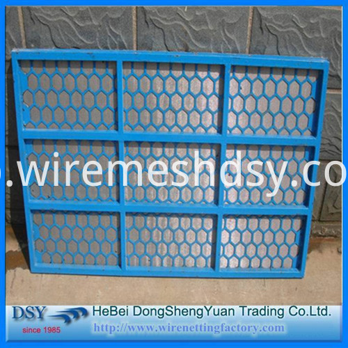 Vibrating Sieving Mesh e