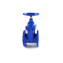 non rising resilient cast steel 6 inch gate valve weight class 150/300/600