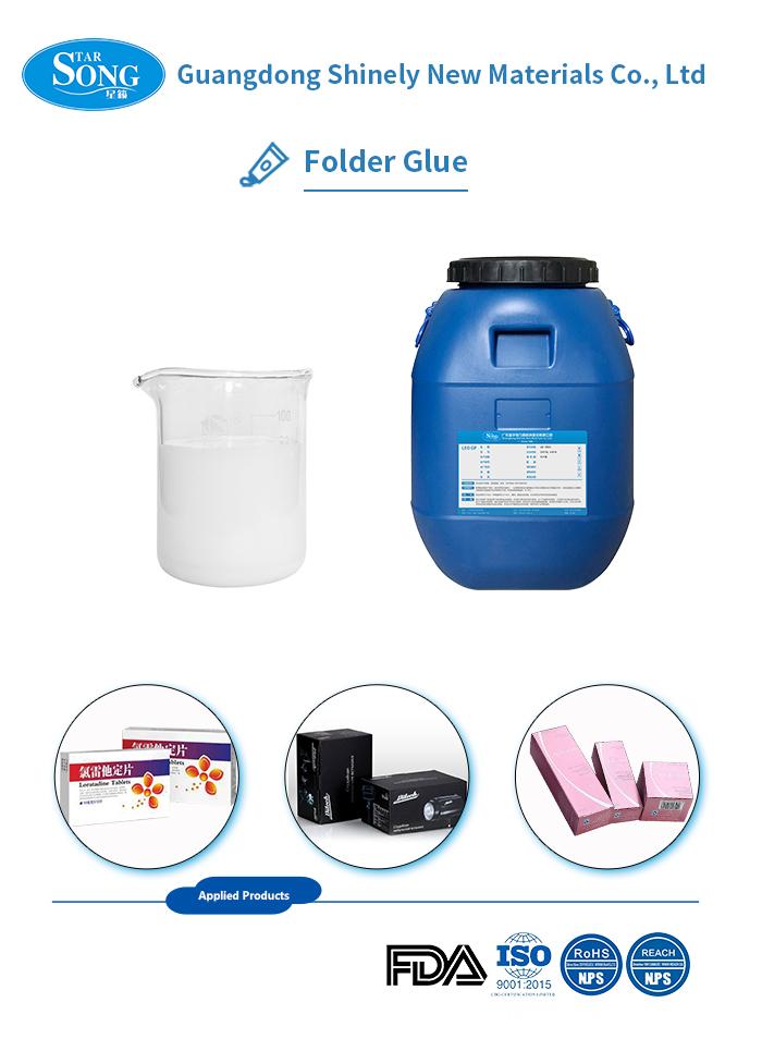 folding box glue