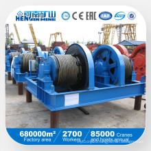 Electric Controlled Winch for Ship