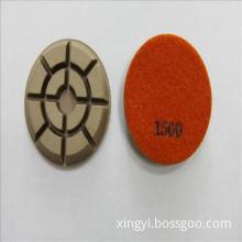 Abrasive floor grinding polishing pads XY-SH