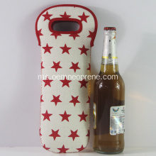 Reka bentuk terbaru kalis air Neoprene Wine Bottle Coolers