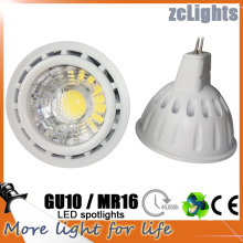 LED GU10 MR16 Spot 6W CRI> Projecteur LED 80 (MR16-A6)