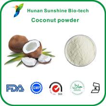 ISO9001: 2008, GMP, HACCP Kosher Halal fábrica de coco em pó