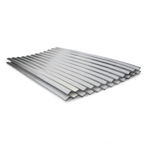 1100 feuille ondulée en aluminium