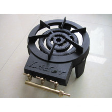 GB-15b 4PCS Leg Gas Burner Cast Iron