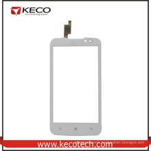 "4.5"" inch Mobile Phone IPS Capacitive Touchscreen Glass Digitizer Panel Replacement For Lenovo A516 White"