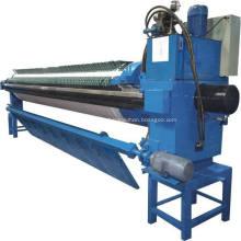 Prensa de filtro de alta presión de la industria electrolítica de aluminio