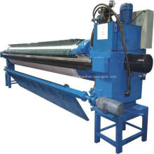 Electrolytic Aluminum Industry High Pressure Filter Press