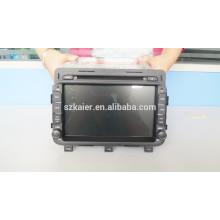 Новый!автомобильный DVD с зеркальная связь/видеорегистратор/ТМЗ/obd2 для 8 дюймов андроид 4.4 системы К5 2014