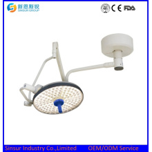 China Qualified One Head Ceiling Type LED Shadowless Operating Lamps