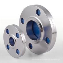Brida deslizante de acero al carbono ASME B16.5