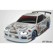 Vrx Racing X-Ranger EBD electric drift version car,white,1/10 scale