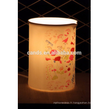 CE RoHS certification tradition lampe de table moderne