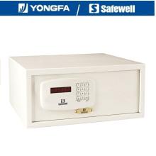 Safewell Nmd Panel 230mm Altura ensanchada portátil seguro para el hotel