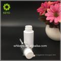 косметическая упаковка 30мл 120мл белые круглые пластиковые бутылки насоса бутылки любимчика для глаз гель