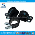 R Type Fixing Cable rubber coated hose clamps