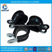 R Тип Фиксирующий кабель с резиновым покрытием для хомутов