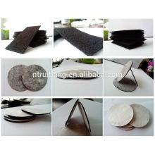 fabricación de tejido de algodón activado al carbono con aire acondicionado