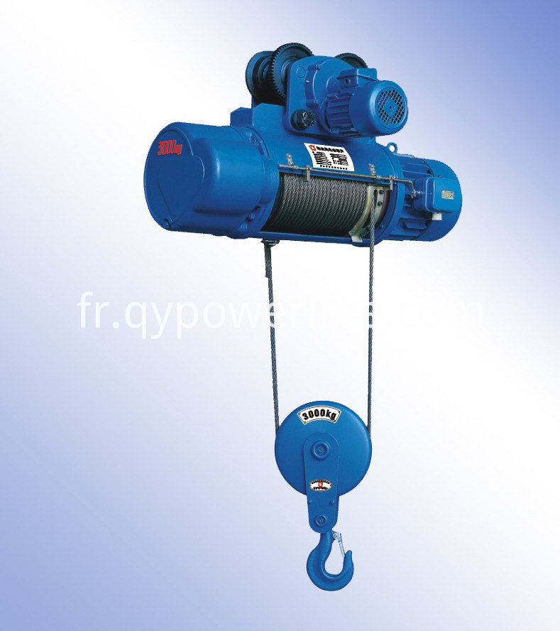 Electric Hoist 0 5 10t