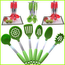 Heat Resistance Silicone Kitchen Utensil Set