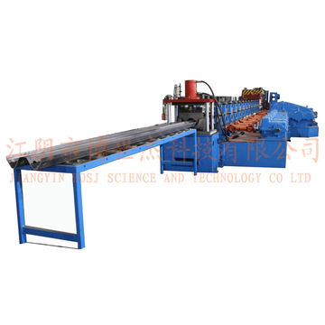 Two Waves Safety Guardrail Roll Forming Machine Manufacturer for Indonesia