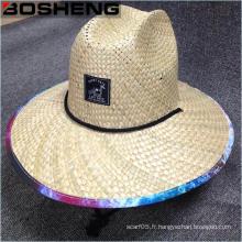 Chapeau de Panama pour la promotion des hommes à la mode