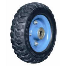 Solid Wheelbarrow Rubber Tires SR1526(8*3.00-4)
