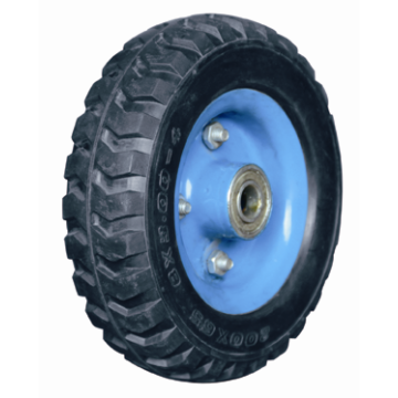 Solid Wheelbarrow Rubber Tires SR1526(8*3.00-4)