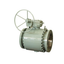 3 PC ditempa Trunnion Ball Valve