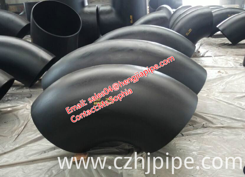 welded elbow 90deg BW