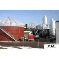 Réservoir FRP pour eaux usées ou eaux usées