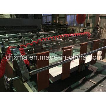 Machine de coupe de rouleau de papier 100GSM avec Coreless Unwind