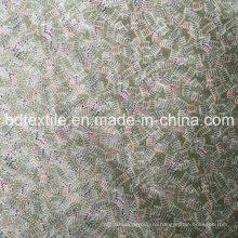 Индивидуальный дизайн 100% хлопчатобумажной ткани Пигментная печать