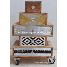 Loft Design Drawer Cabinet