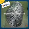 Anti-robo malla de alambre de púas / pvc recubierto de alambre de púas filipinas