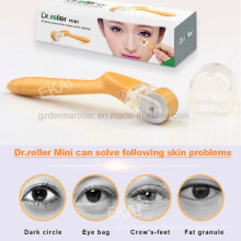 Mini Dr. Roller 64 Pins for Eyes Skin Care Anti-Aging
