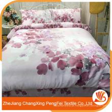 Atacado estilo chinês padrão flor padrão tecido cama