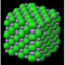 Lithiumchlorid und Silbernitrat fallen aus