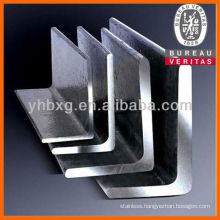 304 stainless steel angle bar with BV certification