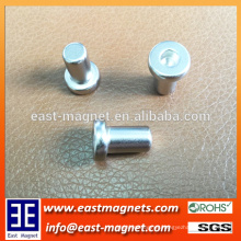 special shape high grade neodymium magnet for sale/cap shape special magnet for sale