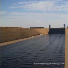 Liner de barragem padrão nacional 1mm 1.5mm 2mm HDPE Geomembrana