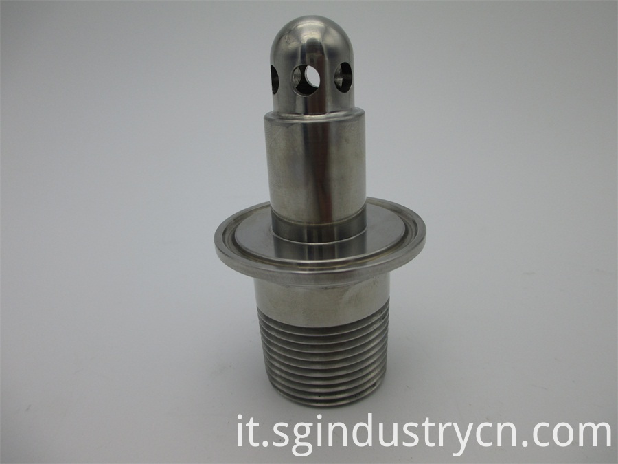 Industrial Machinery Spare Parts