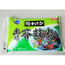 1kg de pó de Wasabi/rabanete/mostarda