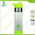 24 Oz New Fruit Infuser Garrafa de água BPA Free Custom