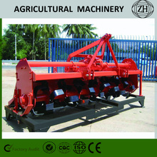 Agricultural Tractor Rotary Tiller Attachment